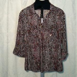 Rebecca Malone blouse